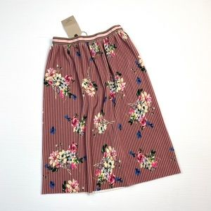 Zara Girls Pale Pink Skirt 13-14